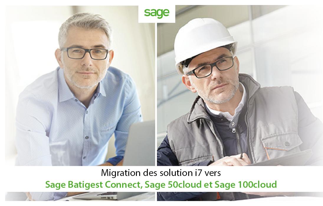 Migration SAGE i7